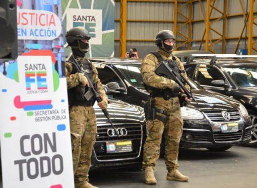 La provincia subastará en Rosario joyas, vehículos y embarcaciones decomisadas