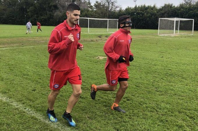 Hernán Toledo jugará en Argentinos Juniors