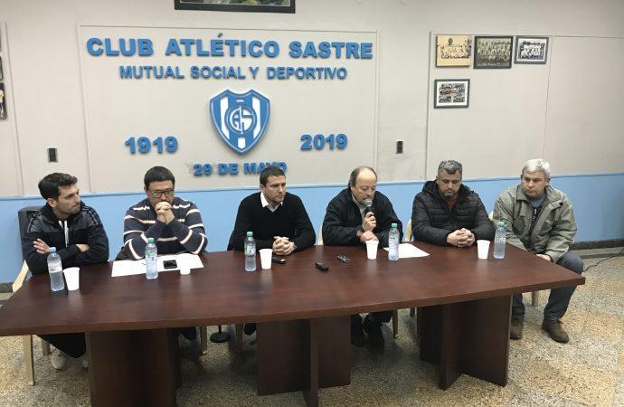 Presentaron la etapa regional de la Liga Nacional de Futsal