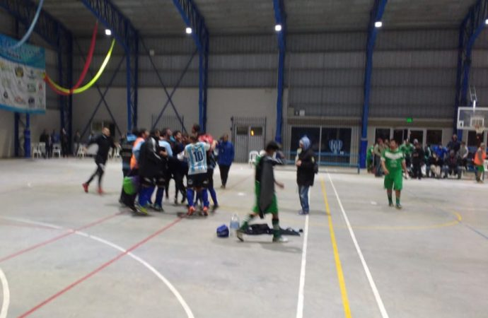 Atlético Sastre se quedó con el Apertura