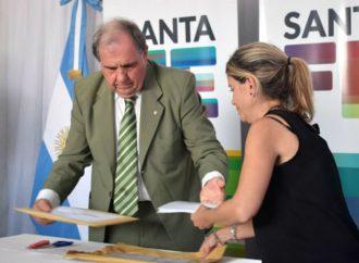 La provincia garantiza la continuidad de obras pese a la eliminación del fondo sojero