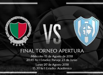La Academia y el Uruguayo abren la serie en San Jorge