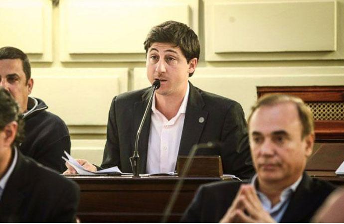 """Paco Garibaldi: """"Los que somos reformistas lo demostramos con los hechos"""""""