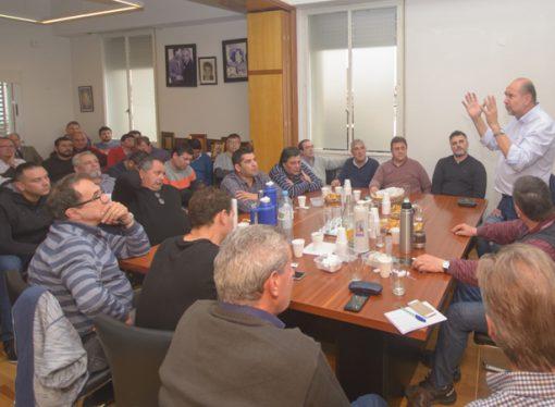 """Perotti: """"La política económica del gobierno está atentando contra la industria nacional"""""""