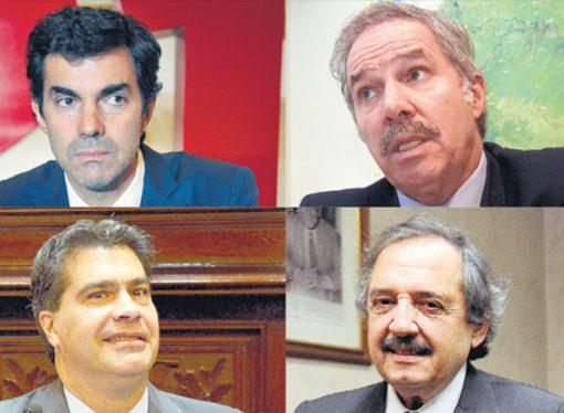 Gobernadores y legisladores rechazaron la eliminación del fondo sojero
