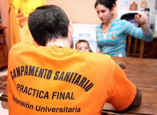 La Facultad de Medicina realizará un campamento sanitario en San Jorge