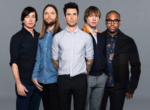 Maroon 5 actuará en el Super Bowl