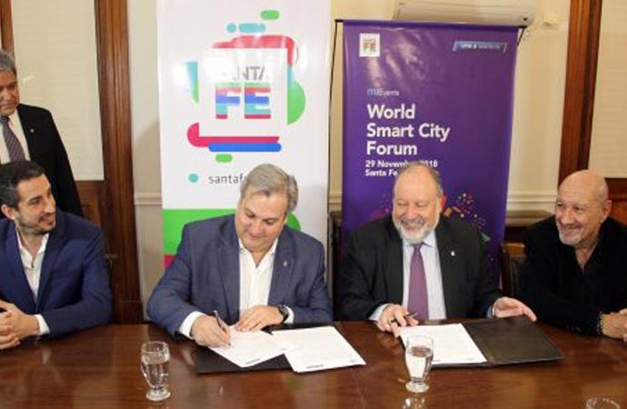 La provincia será sede del Foro Mundial de Ciudades Inteligentes