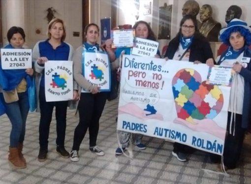 Santa Fe, más cerca de sumarse a la Ley Nacional de Autismo
