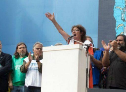 Ctera lanzó un paro nacional y una marcha para el próximo 24 de octubre