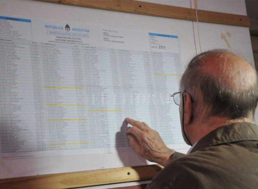 La provincia pretende replicar en 2019 el calendario electoral de 2015