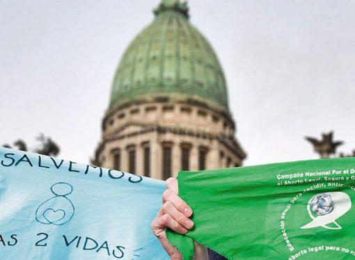 En marzo volverán a impulsar el debate por el aborto legal