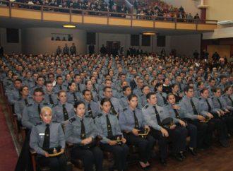 Inscripción récord: más de 14 mil aspirantes a policía en Santa Fe