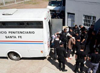 Ladrones, homicidas y narcos: el perfil de los presos de Santa Fe