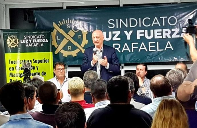 """Bonfatti: """"No hay país que pueda funcionar con una inflación del 40 o 50 por ciento"""""""