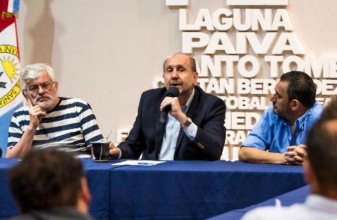 Perotti adelantó su voto negativo al Presupuesto 2019