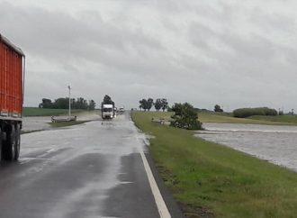 Estado de las rutas de Santa Fe tras las lluvias