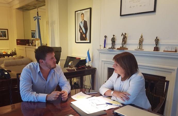Angelini se manifestó a favor del nuevo protocolo de seguridad que impulsa Nación