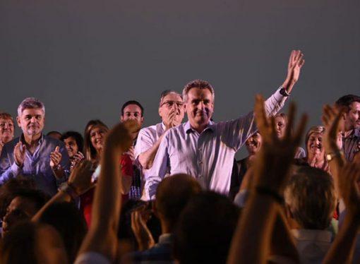Agustín Rossi lanzó su precandidatura a presidente