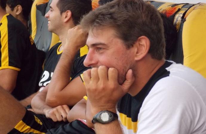 Gabriel Bracco es el nuevo técnico de La Emilia