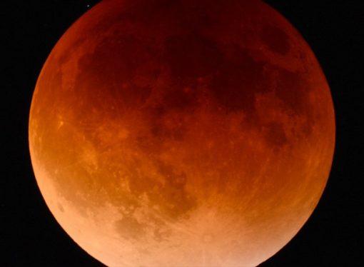 Así se vio el eclipse desde Sastre