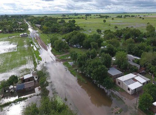 La provincia informa que son 278 personas permanecen evacuadas