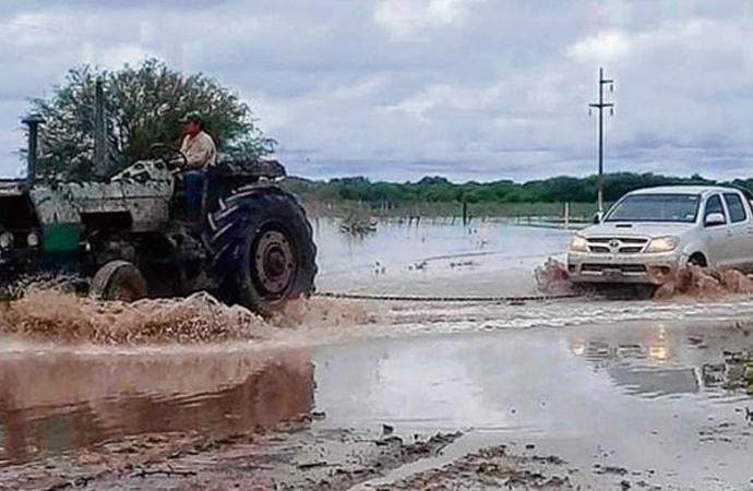 Productores incluidos en la emergencia agropecuaria de Santa Fe podrán acceder a créditos