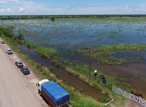 Para el ruralismo santafesino no hay política de Estado en materia hídrica