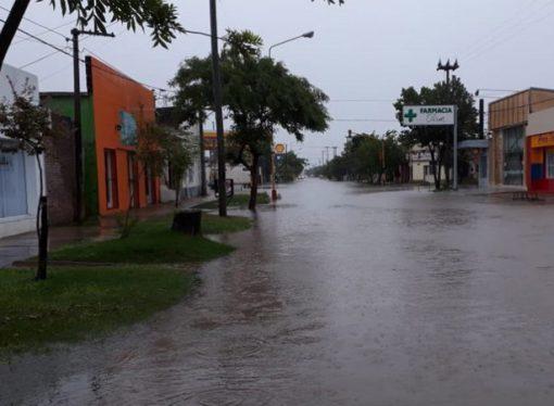 La lluvia no da tregua y complica más zonas urbanas en el centro-norte