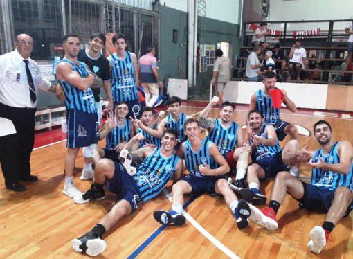 Atlético Sastre ganó en Rosario y mira a todos desde arriba