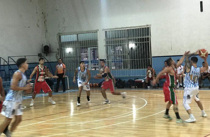 Amistoso: La AKD cayó con Sportivo Las Parejas