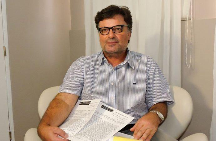 Almada mostró sus cartas para desligarse de la acusación de Bonadío