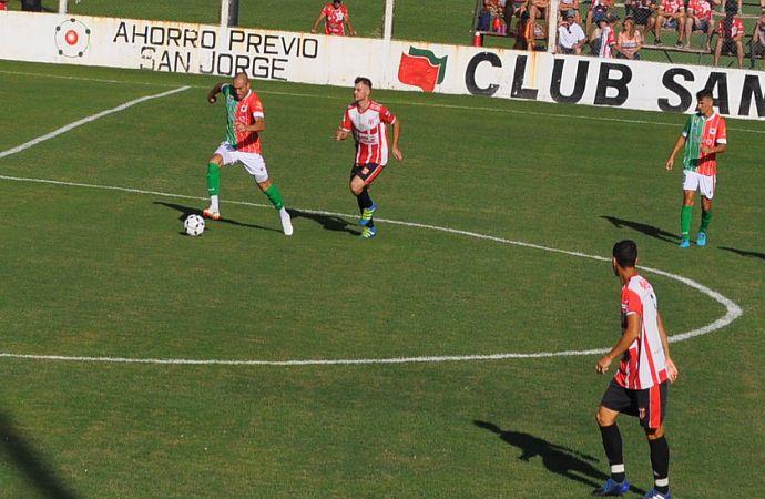 Copa Federación: Atlético San Jorge ganó y avanzó