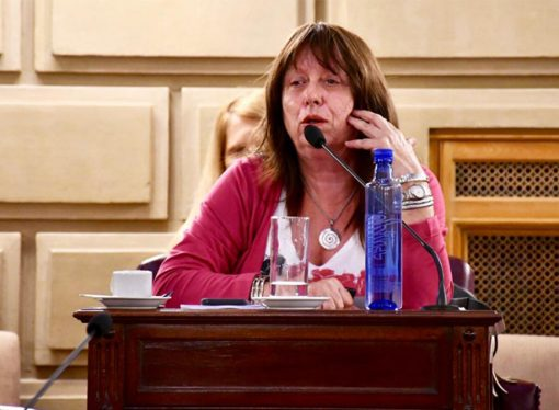 El Senado aprobó tres proyectos de comunicación de Cristina Berra
