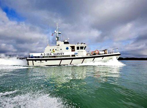 Así es el buque privado que realizará la búsqueda submarina del avión que trasladaba a Sala