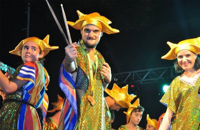 Tras el exitoso debut, los carnavales continúan con la presentación de Trulala