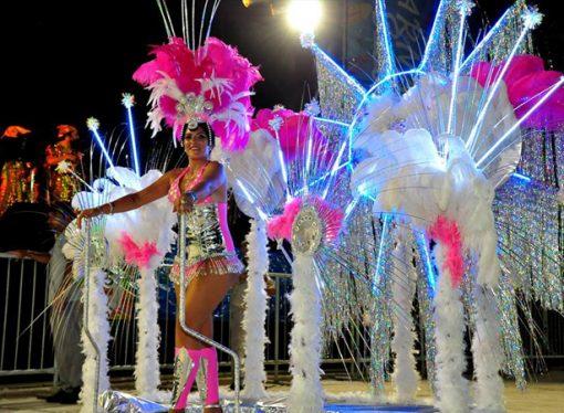 """""""La edición de los carnavales fue redonda, con números muy positivos"""""""