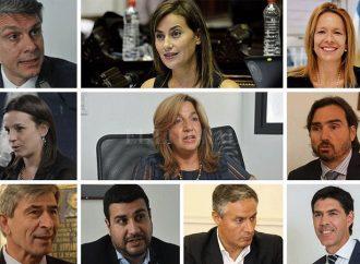 Quiénes terminan su mandato en el Congreso Nacional en 2019