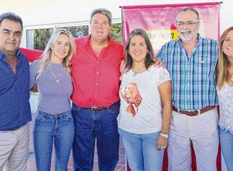 Rubeo lanzó la lista de diputados para competir en las Paso 2019