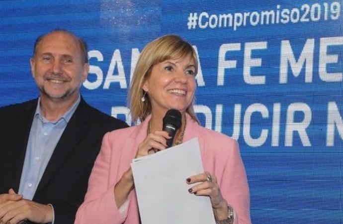 Perotti incorporó la fórmula de gobernador y vice a la ley de paridad de género