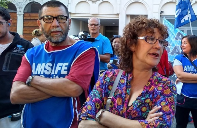 La respuesta de Sonia Alesso a la ministra de Educación