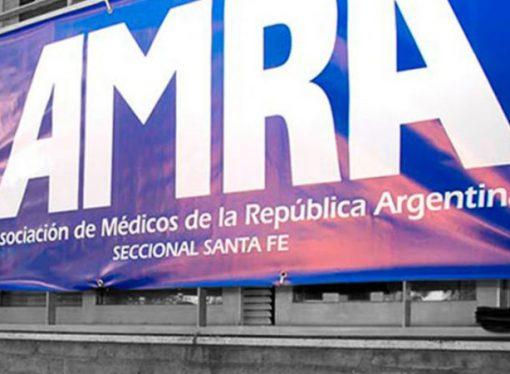 En plena pandemia, los médicos de Santa Fe anunciaron un paro por 72 horas