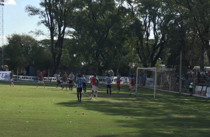 El Uruguayo sacó ventaja en el primero chico