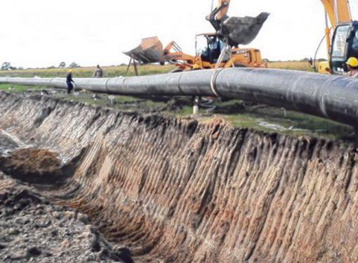 Ponen en marcha el proyecto para hacer el acueducto Santa Fe-Córdoba