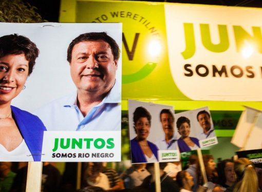 Arabela Carreras apabulló a los candidatos de Cristina y Macri y superó el 50% de los votos