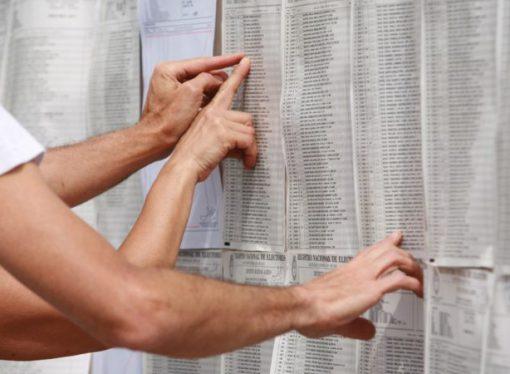 Publicaron el padrón definitivo para las elecciones del 27 de octubre