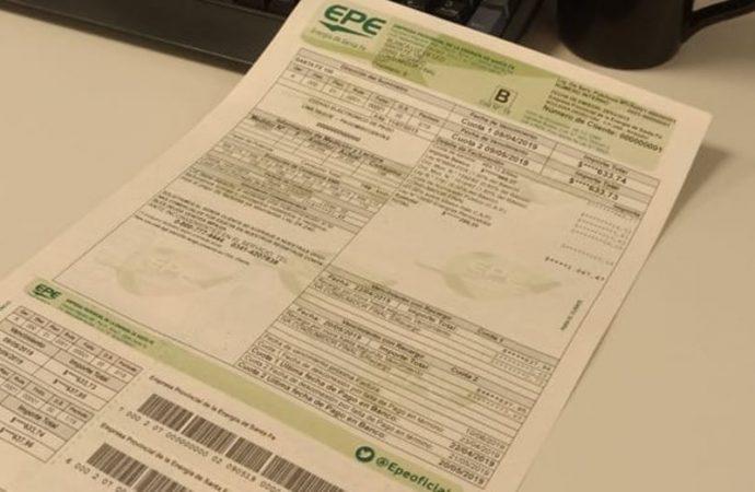 La EPE tiene un nuevo diseño sustentable de factura