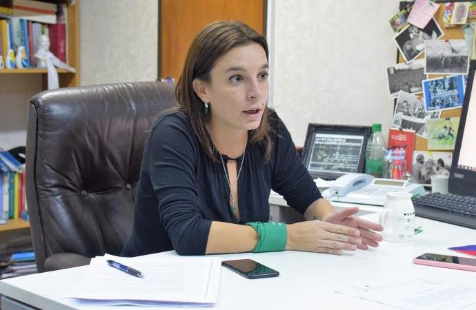 """Lucila de Ponti: """"En estos años hubo cambio de nombres en el gobierno provincial pero no de proyectos"""""""