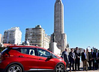 Santa Fe tiene la primera autopista eléctrica de Latinoamérica