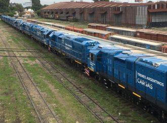 Histórico: el Belgrano Cargas transportó 100 vagones de Salta a Santa Fe por primera vez